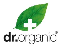 Prodotti viso Dr. Organic
