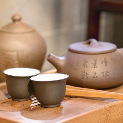 Tè e teiere